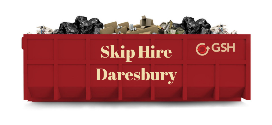 Skip Hire Daresbury