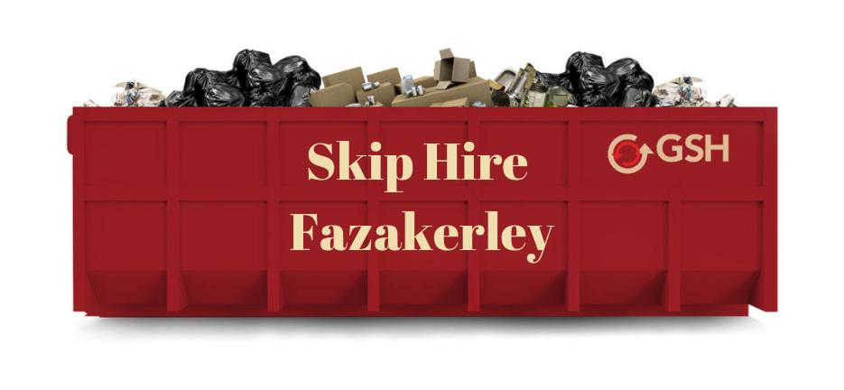 Skip Hire Fazakerley
