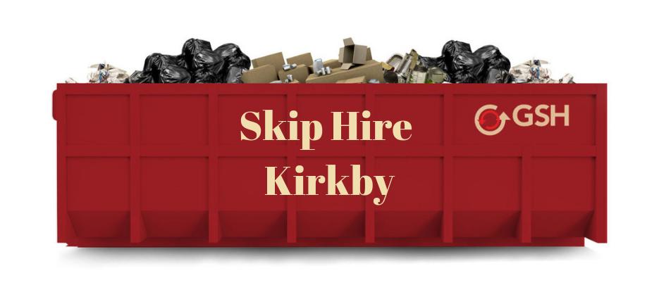 Skip Hire Kirkby