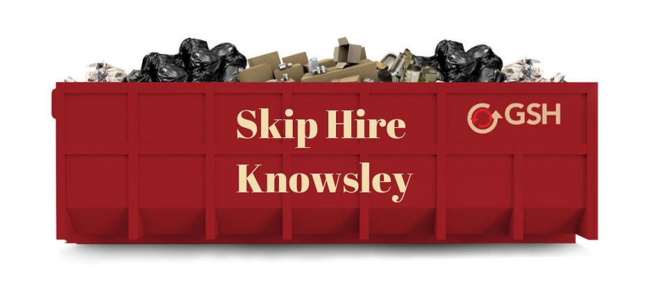 Skip Hire Knowsley