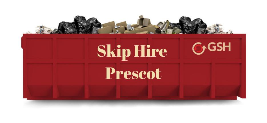 Skip Hire Prescot