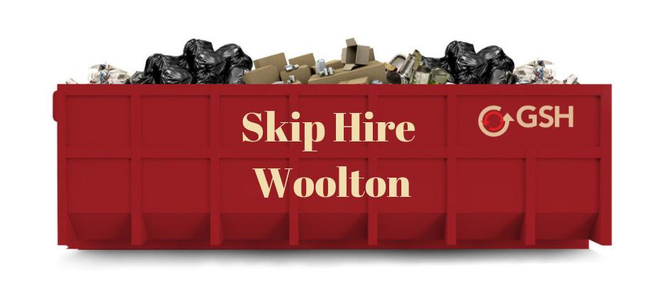 Skip Hire Woolton