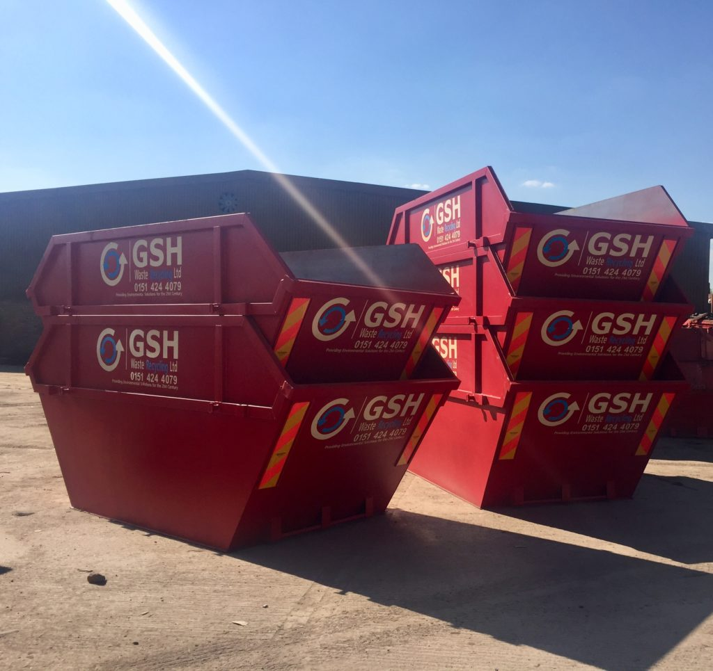GSH Red Skips
